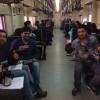 Alumnos de Movilidad Urbana realizan recorrido y visitan oficinas de Biotren